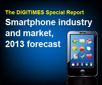 Smartphone industry and market, 2013 forecast