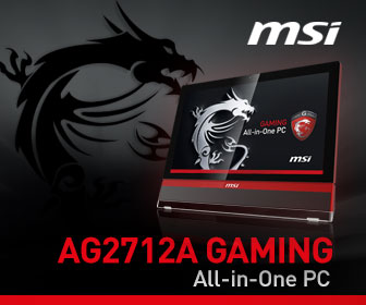 MSI All-In-One PC AG2712A